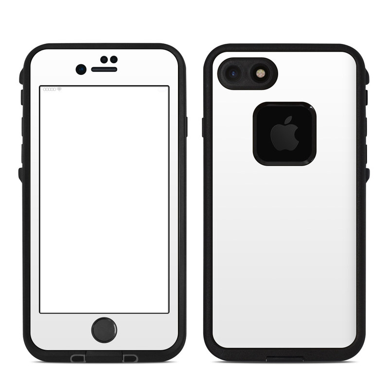 new styles 18c94 ffbd7 Lifeproof iPhone 7 Fre Case Skin - Solid State White