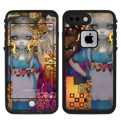 Lifeproof iPhone 7 Plus Fre Case Skin - Alice in a Klimt Dream