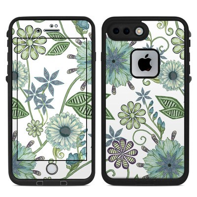Lifeproof iPhone 7 Plus Fre Case Skin - Antique Nouveau