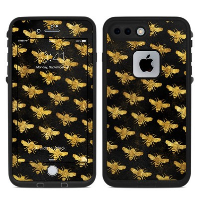 Lifeproof iPhone 7-8 Plus Fre Case Skin - Bee Yourself