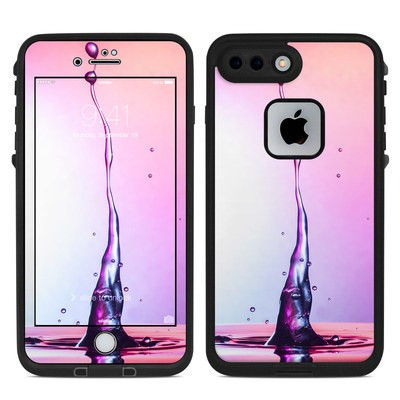 Lifeproof iPhone 7-8 Plus Fre Case Skin - Bloop