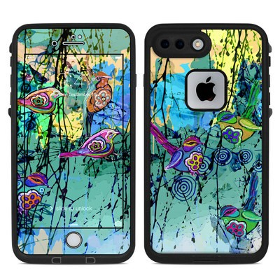 Lifeproof iPhone 7 Plus Fre Case Skin - Blue Evening