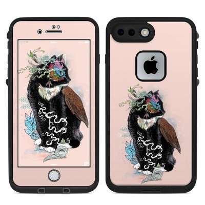 Lifeproof iPhone 7-8 Plus Fre Case Skin - Black Magic