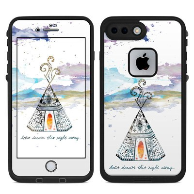 Lifeproof iPhone 7 Plus Fre Case Skin - Boho Teepee
