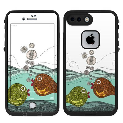 Lifeproof iPhone 7-8 Plus Fre Case Skin - Bubble Buddies