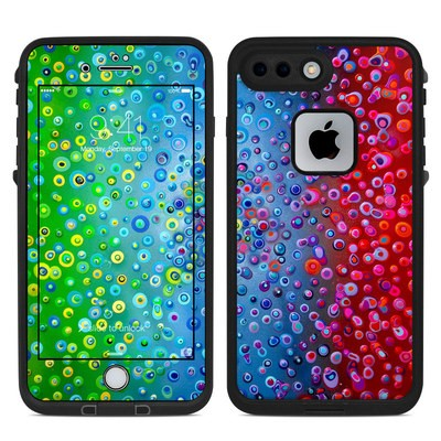 Lifeproof iPhone 7 Plus Fre Case Skin - Bubblicious