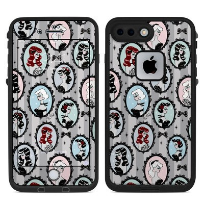 Lifeproof iPhone 7-8 Plus Fre Case Skin - Cameo Dolls