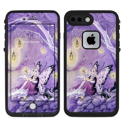 Lifeproof iPhone 7 Plus Fre Case Skin - Chasing Butterflies