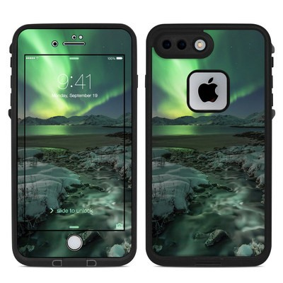 Lifeproof iPhone 7-8 Plus Fre Case Skin - Chasing Lights