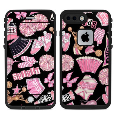 Lifeproof iPhone 7-8 Plus Fre Case Skin - Cheerleader