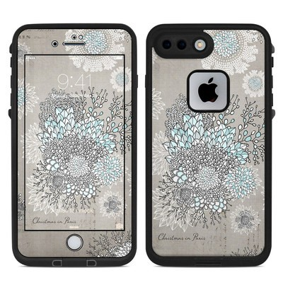 Lifeproof iPhone 7 Plus Fre Case Skin - Christmas In Paris