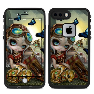 Lifeproof iPhone 7 Plus Fre Case Skin - Clockwork Dragonling