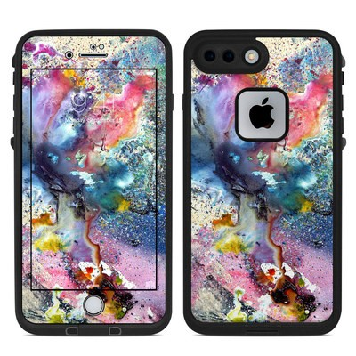 Lifeproof iPhone 7 Plus Fre Case Skin - Cosmic Flower