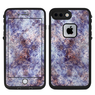 Lifeproof iPhone 7-8 Plus Fre Case Skin - Batik Crackle