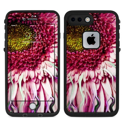 Lifeproof iPhone 7 Plus Fre Case Skin - Crazy Daisy