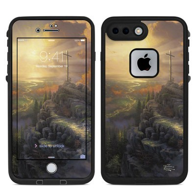 Lifeproof iPhone 7 Plus Fre Case Skin - The Cross