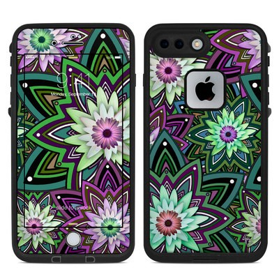 Lifeproof iPhone 7-8 Plus Fre Case Skin - Daisy Trippin