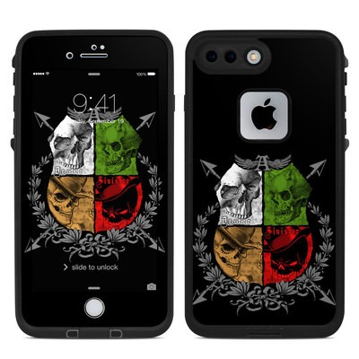 Lifeproof iPhone 7-8 Plus Fre Case Skin - Devils Herald