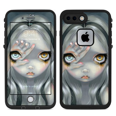 Lifeproof iPhone 7-8 Plus Fre Case Skin - Divine Hand