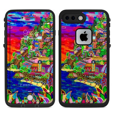 Lifeproof iPhone 7-8 Plus Fre Case Skin - Dreaming In Italian