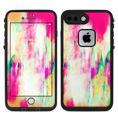 Lifeproof iPhone 7 Plus Fre Case Skin - Electric Haze