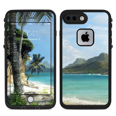Lifeproof iPhone 7 Plus Fre Case Skin - El Paradiso