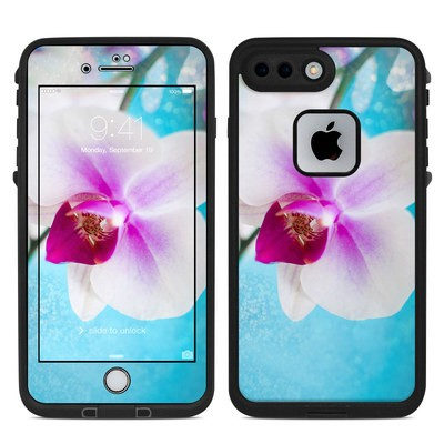 Lifeproof iPhone 7 Plus Fre Case Skin - Eva's Flower
