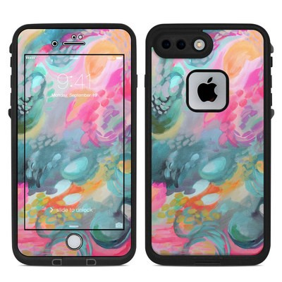 Lifeproof iPhone 7-8 Plus Fre Case Skin - Fairy Pool
