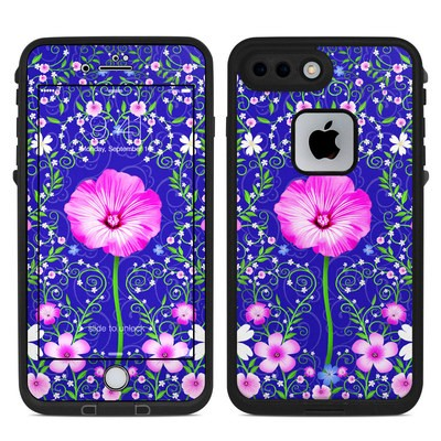 Lifeproof iPhone 7-8 Plus Fre Case Skin - Floral Harmony