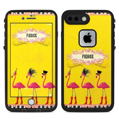 Lifeproof iPhone 7-8 Plus Fre Case Skin - Fierce