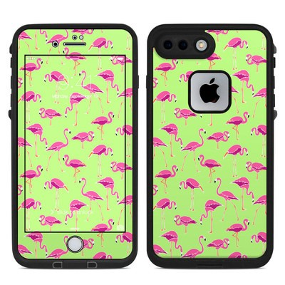 Lifeproof iPhone 7-8 Plus Fre Case Skin - Flamingo Day