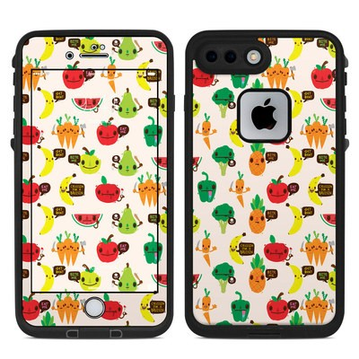 Lifeproof iPhone 7-8 Plus Fre Case Skin - Fooditude