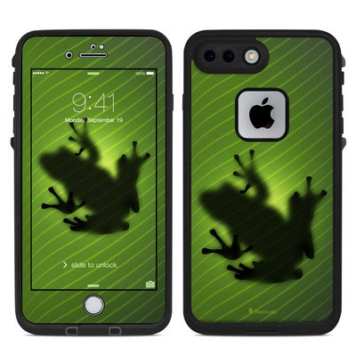 Lifeproof iPhone 7 Plus Fre Case Skin - Frog