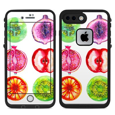 Lifeproof iPhone 7 Plus Fre Case Skin - Fruits