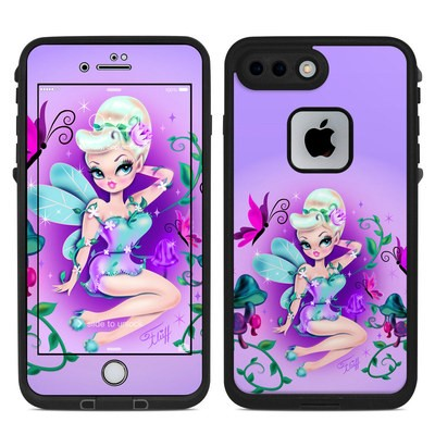 Lifeproof iPhone 7-8 Plus Fre Case Skin - Garden Fairy