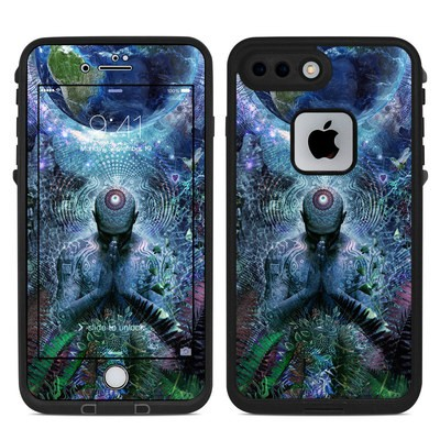 Lifeproof iPhone 7 Plus Fre Case Skin - Gratitude