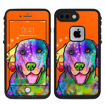 Lifeproof iPhone 7 Plus Fre Case Skin - Happy Sunshine