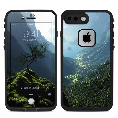Lifeproof iPhone 7 Plus Fre Case Skin - Highland Spring