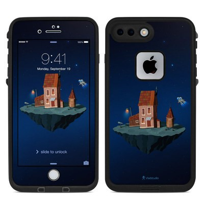 Lifeproof iPhone 7 Plus Fre Case Skin - Homebound