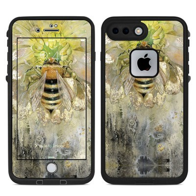 Lifeproof iPhone 7 Plus Fre Case Skin - Honey Bee
