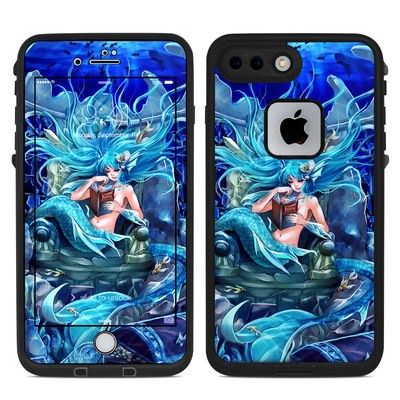 Lifeproof iPhone 7-8 Plus Fre Case Skin - In Her Own World