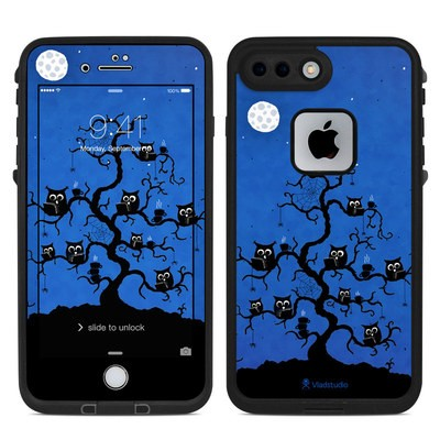 Lifeproof iPhone 7 Plus Fre Case Skin - Internet Cafe