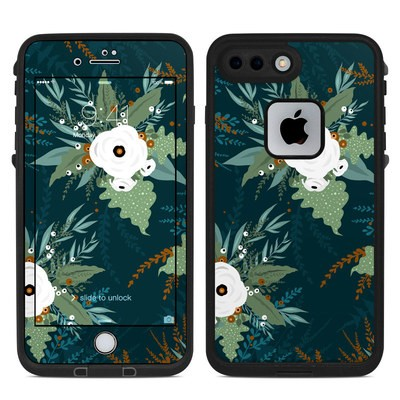 Lifeproof iPhone 7-8 Plus Fre Case Skin - Isabella Garden