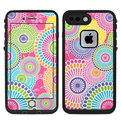 Lifeproof iPhone 7 Plus Fre Case Skin - Kyoto Springtime