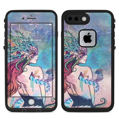 Lifeproof iPhone 7 Plus Fre Case Skin - Last Mermaid