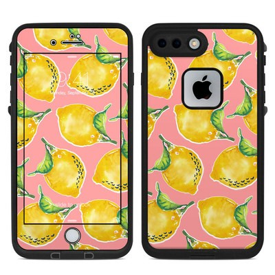 Lifeproof iPhone 7 Plus Fre Case Skin - Lemon