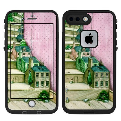Lifeproof iPhone 7 Plus Fre Case Skin - Living Stairs