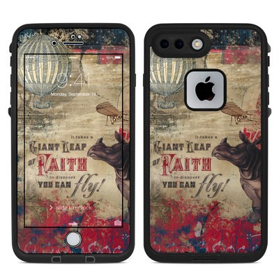Lifeproof iPhone 7 Plus Fre Case Skin - Leap Of Faith
