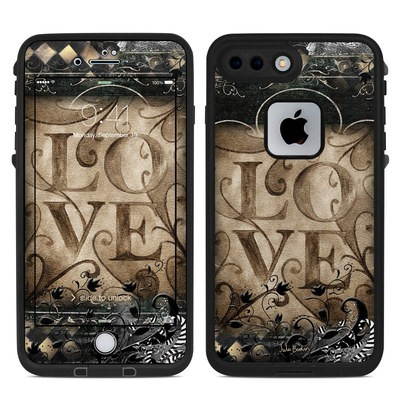 Lifeproof iPhone 7 Plus Fre Case Skin - Love's Embrace