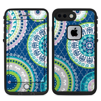 Lifeproof iPhone 7 Plus Fre Case Skin - Medallions